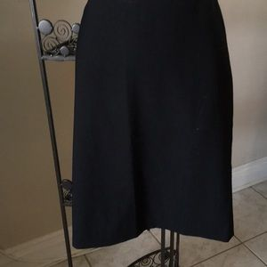 Body by Victoria Black Pencil Skirt